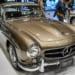【メルセデスベンツ 190SL(W121)】カリスマモデルのスタイルを継承するツアラー