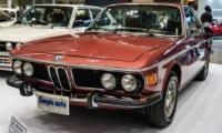 【BMW 3.0CSA】古き良きGTカー!ビッグシックスのATモデル
