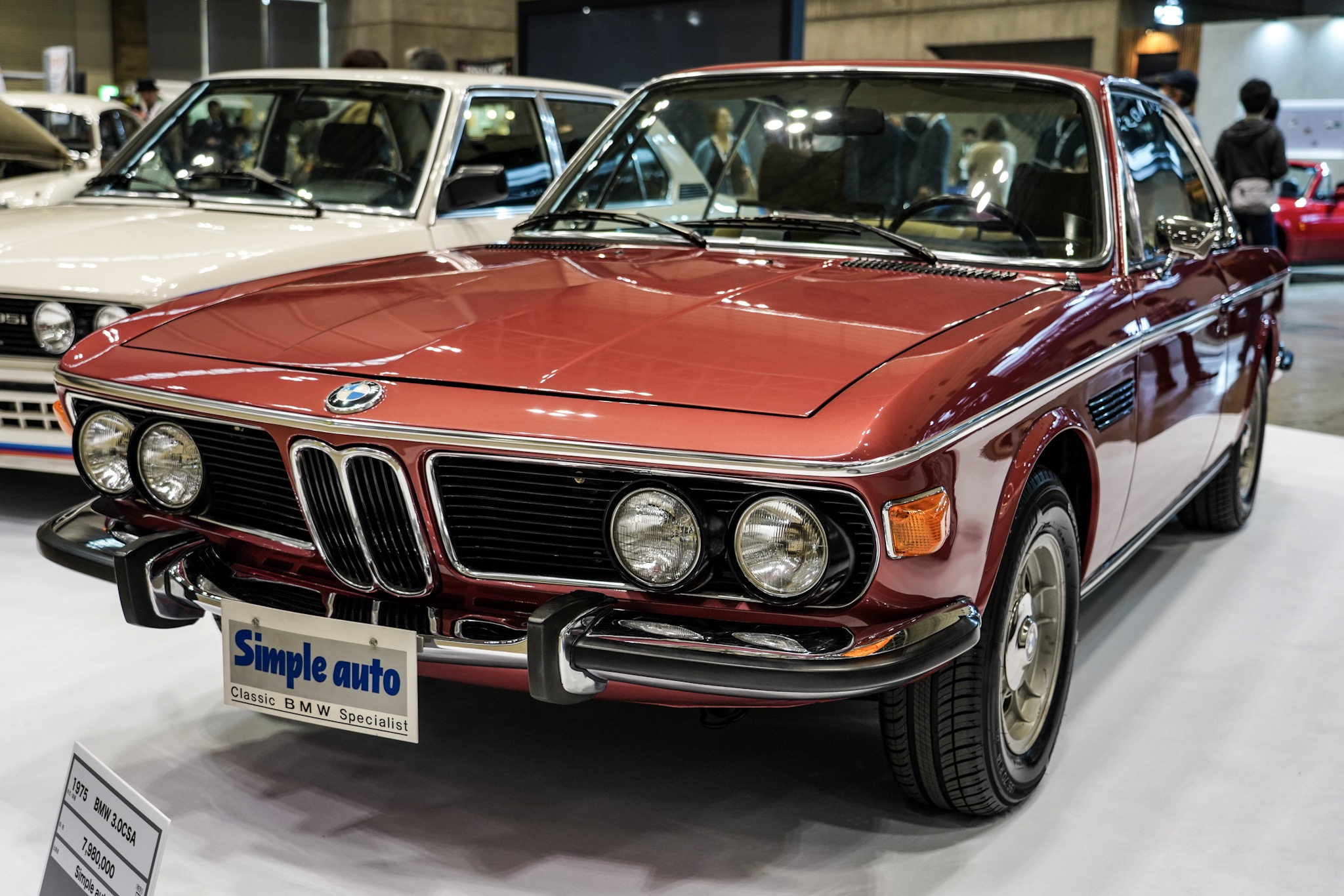 BMW 3.0CSA オートモビルカウンシル2019