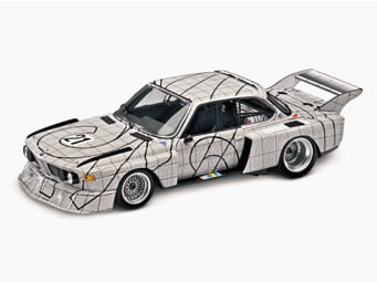 BMW 3.0 CSL 初代アートカー
