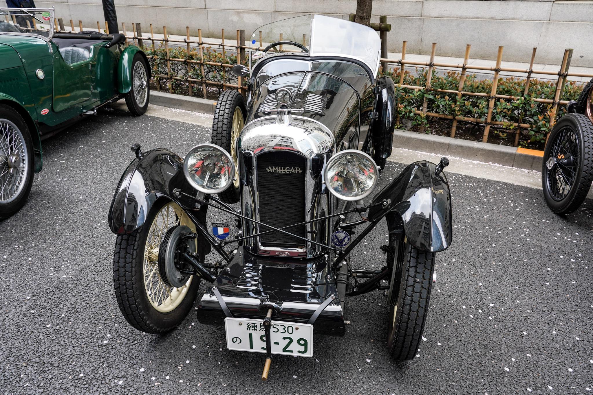 アミルカー CGSs ジャパン・クラシック・オートモービル2019