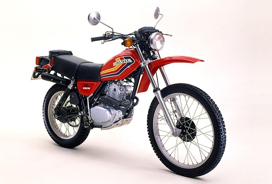 ホンダ XL250S