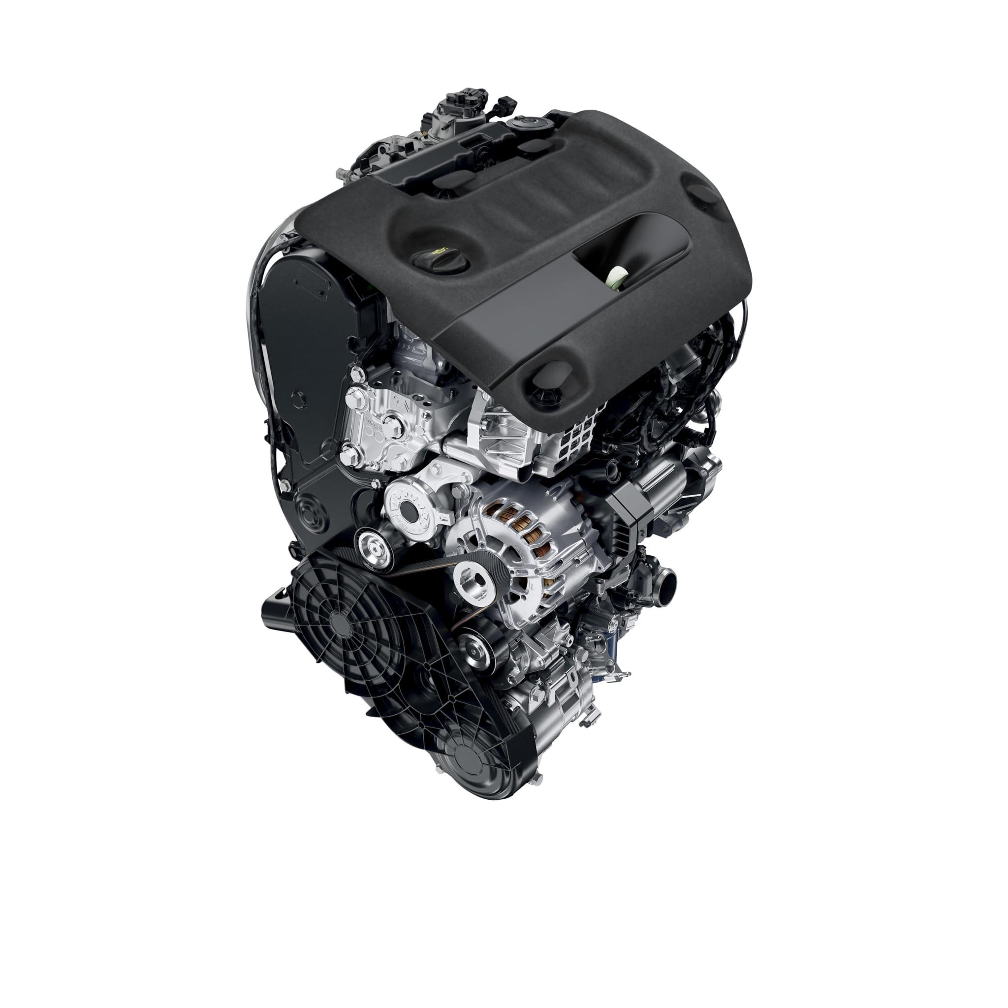 シトロエン C5 エアクロスSUV 2.0L BlueHDiエンジン