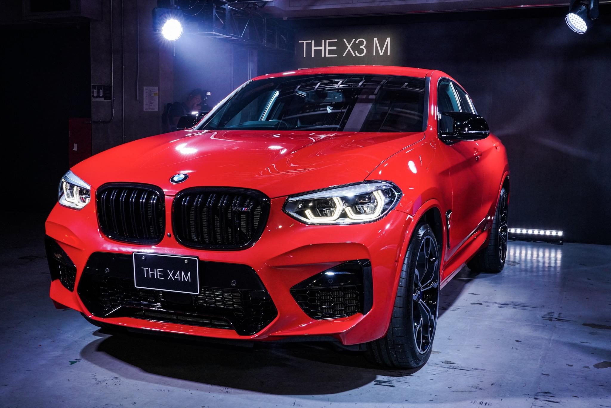 BMW X4 M コンペティション