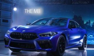 新型BMW M8日本国内発売開始!Mシリーズの最高峰は2,230万円から