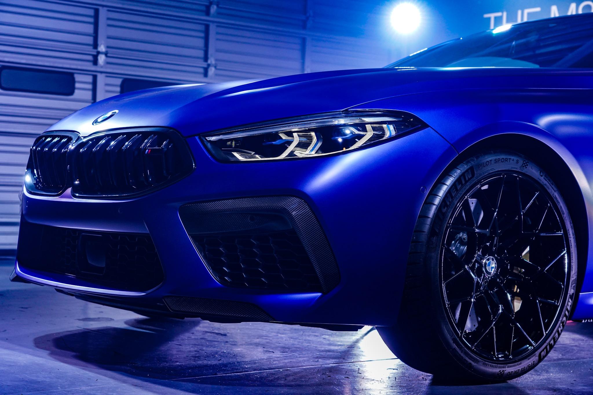 BMW M8 コンペティション 2019