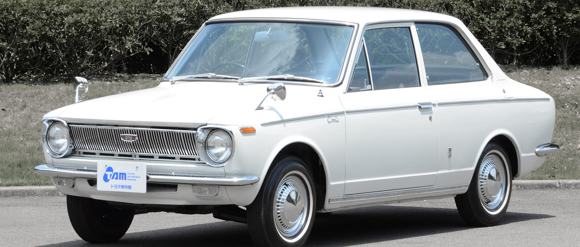 トヨタカローラ初代