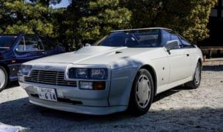 【アストンマーティン V8 ヴァンテージ ザガート】生産台数89台の超...