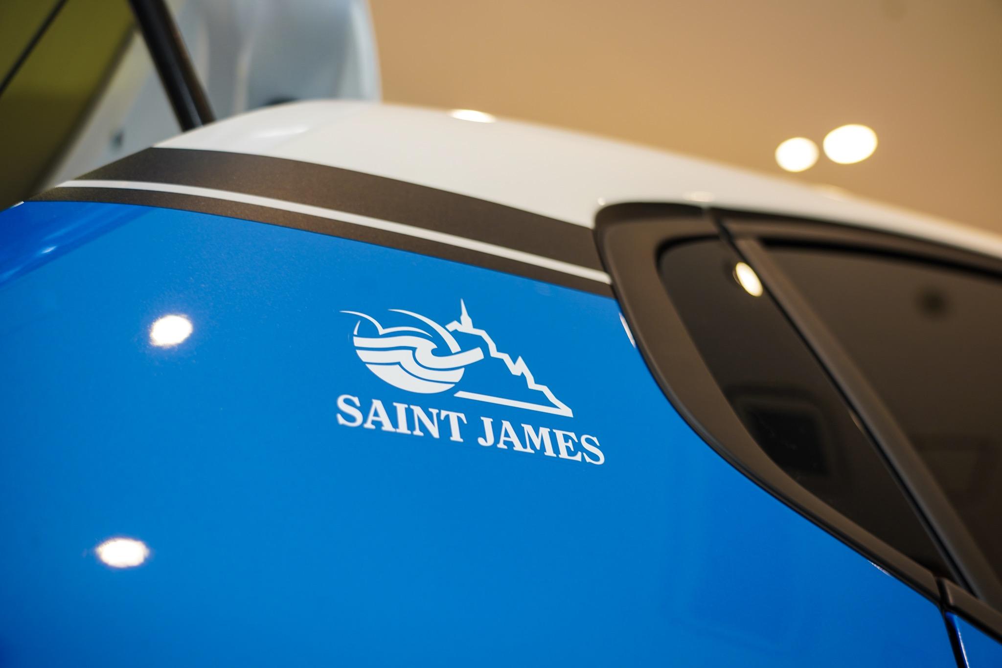 シトロエン C3 SAINT JAMES(セント・ジェームス)