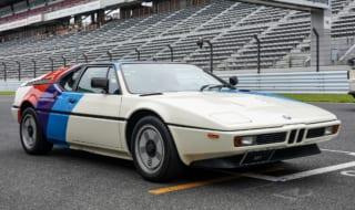 【BMW M1】永久欠番か?復活か?Mの由来となったミッドシップスポーツ
