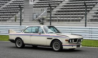 【BMW 3.0 CSL】愛称はバッドモービル!レース常勝のライトウェイト