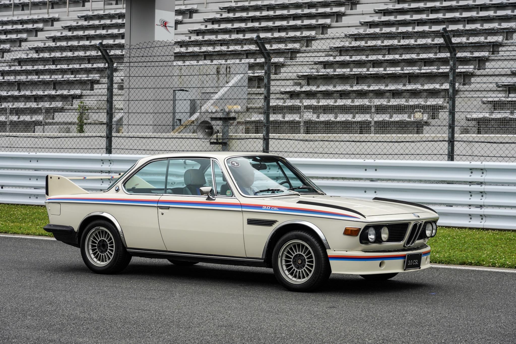 BMW 3.0 CSL BMWモータースポーツフェスティバル2019