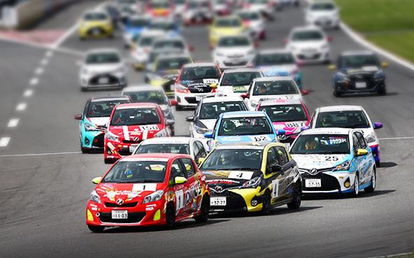 Netz Cup Vitz Race