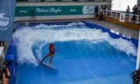 Jeepブランドは世界最高峰のサーフシーンを牽引!都内でサーフィン大会を開催
