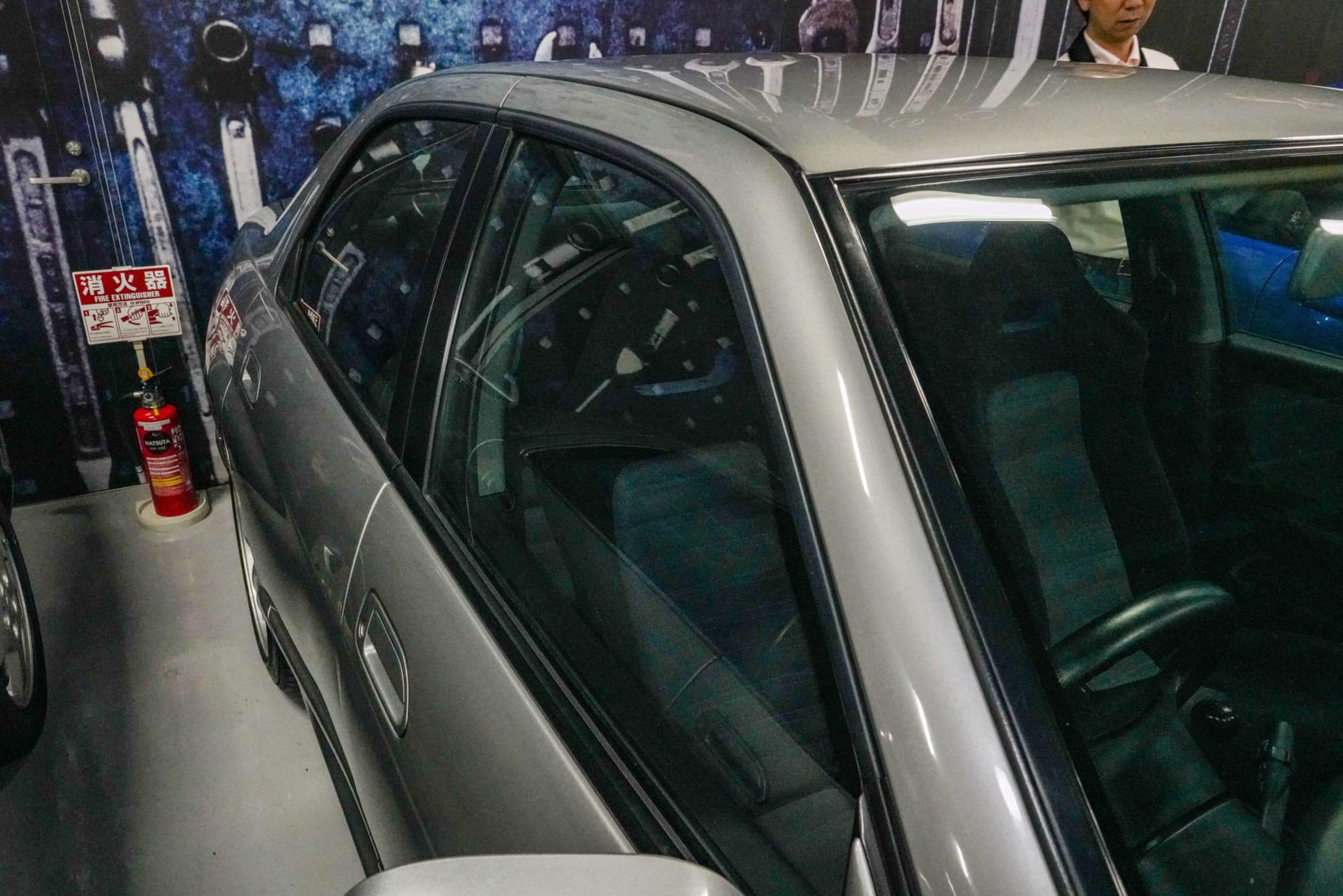 日産 スカイライン GT-R オーテックバージョン 40th アニバーサリー フロント・リアドア