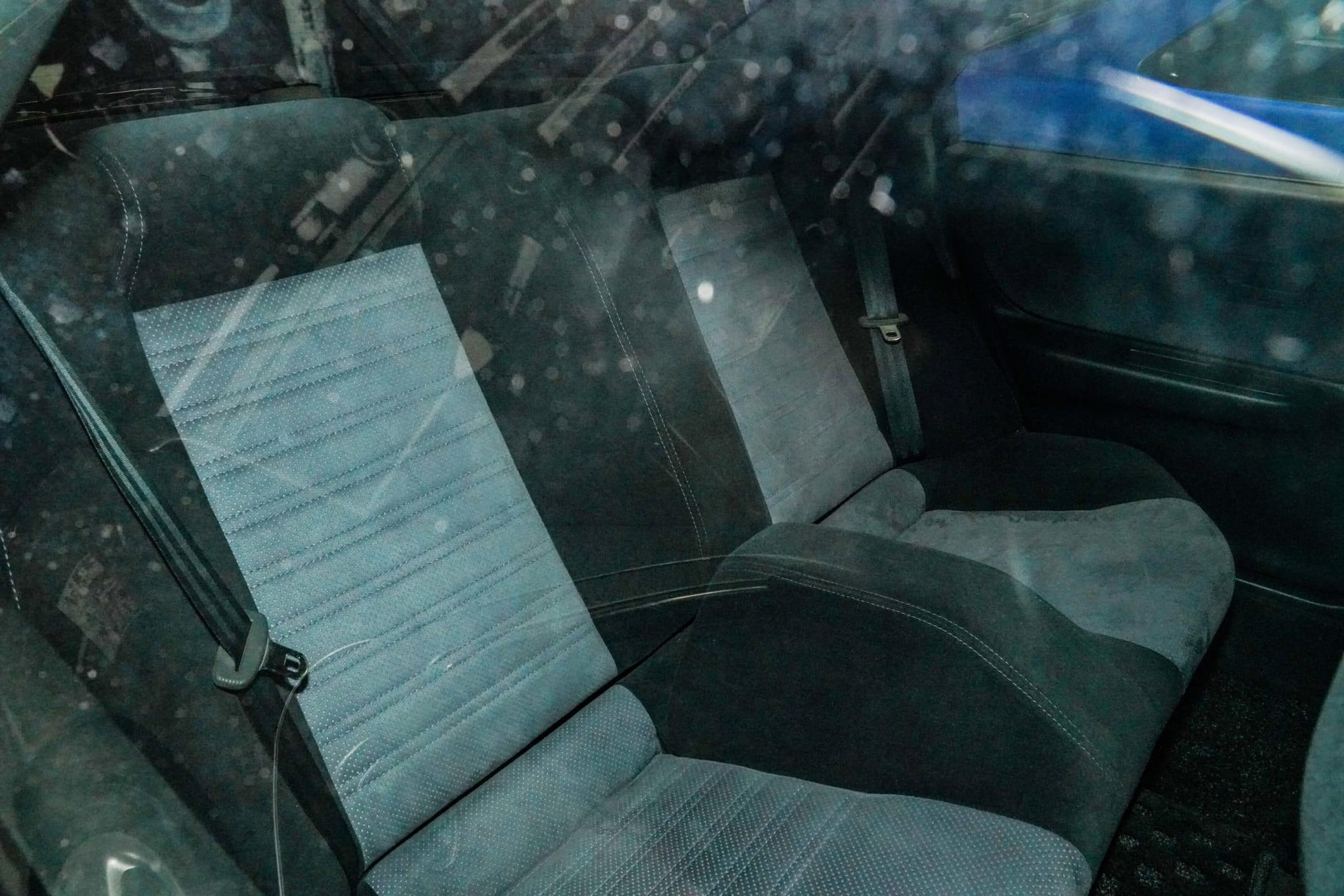 日産 スカイライン GT-R オーテックバージョン 40th アニバーサリー シート