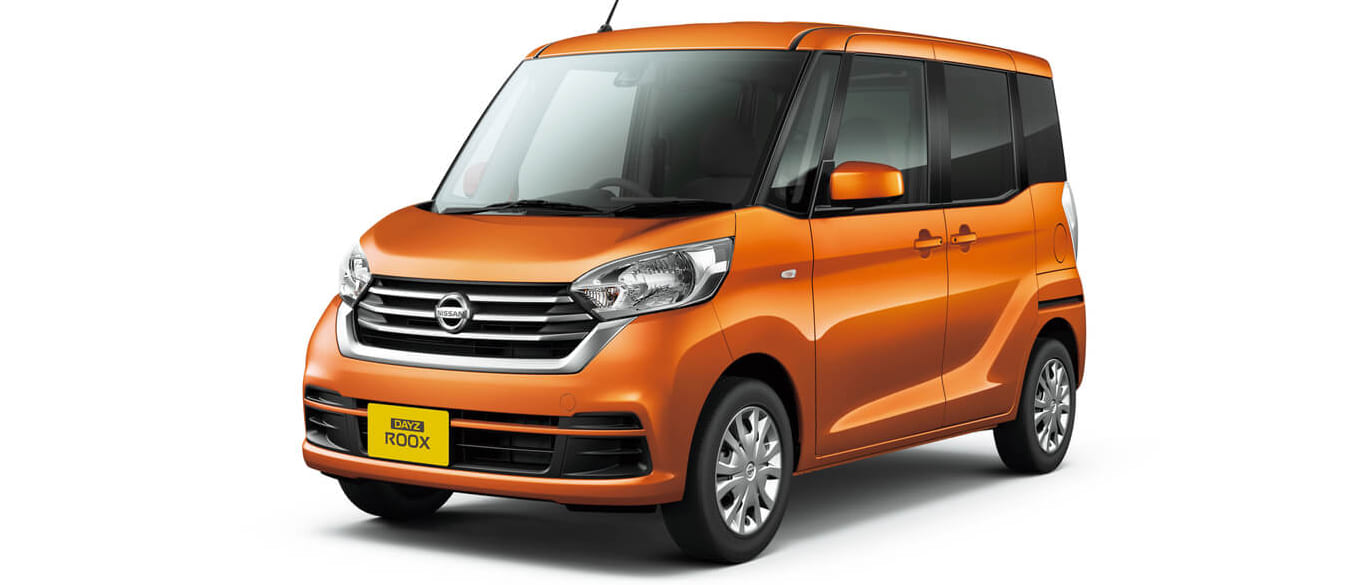 Nissan_DAYZ-ROOX_DBA-B21A_front_side