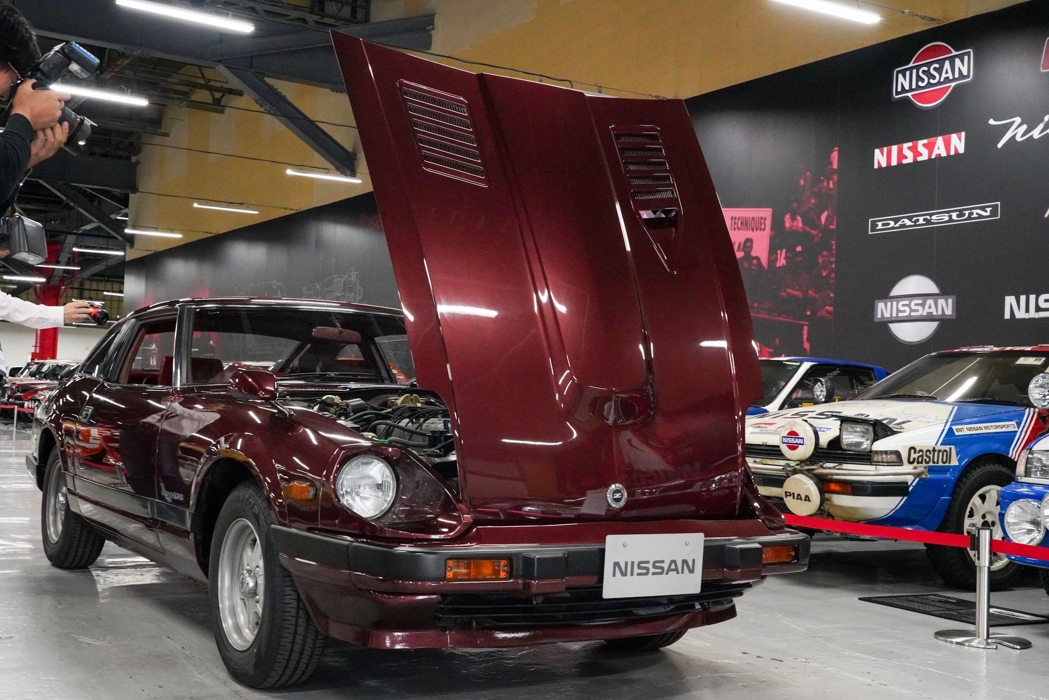 日産 フェアレディZ 280Z-T 2by2 外装 フロント・サイド
