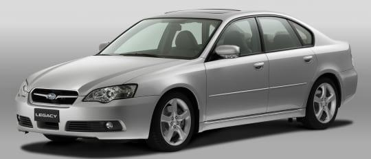 Subaru_Legacy_B4_TA-BL5_front_side