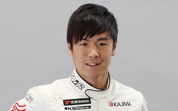 スリーボンドレーシング 12号車 大津弘樹選手