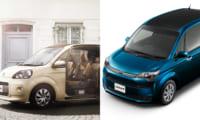 トヨタがポルテとスペイドを一部改良し安全装備を充実 特別仕様車も登場