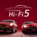 アルファロメオが5年間の無償メンテナンスプログラム「Alfa Romeo Hi-Fi 5 キャンペーン」を開始