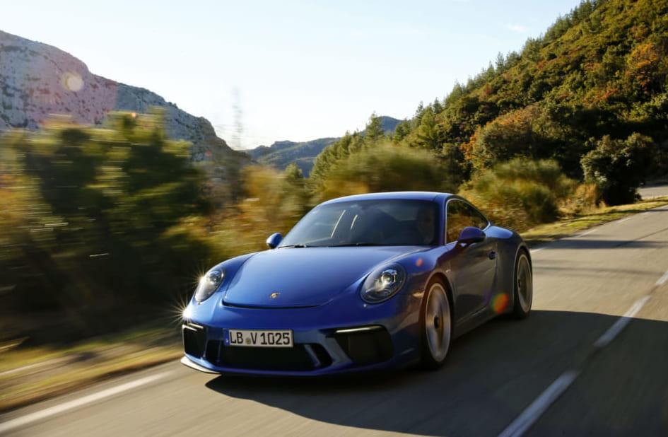 ポルシェ 911カレラ GT3
