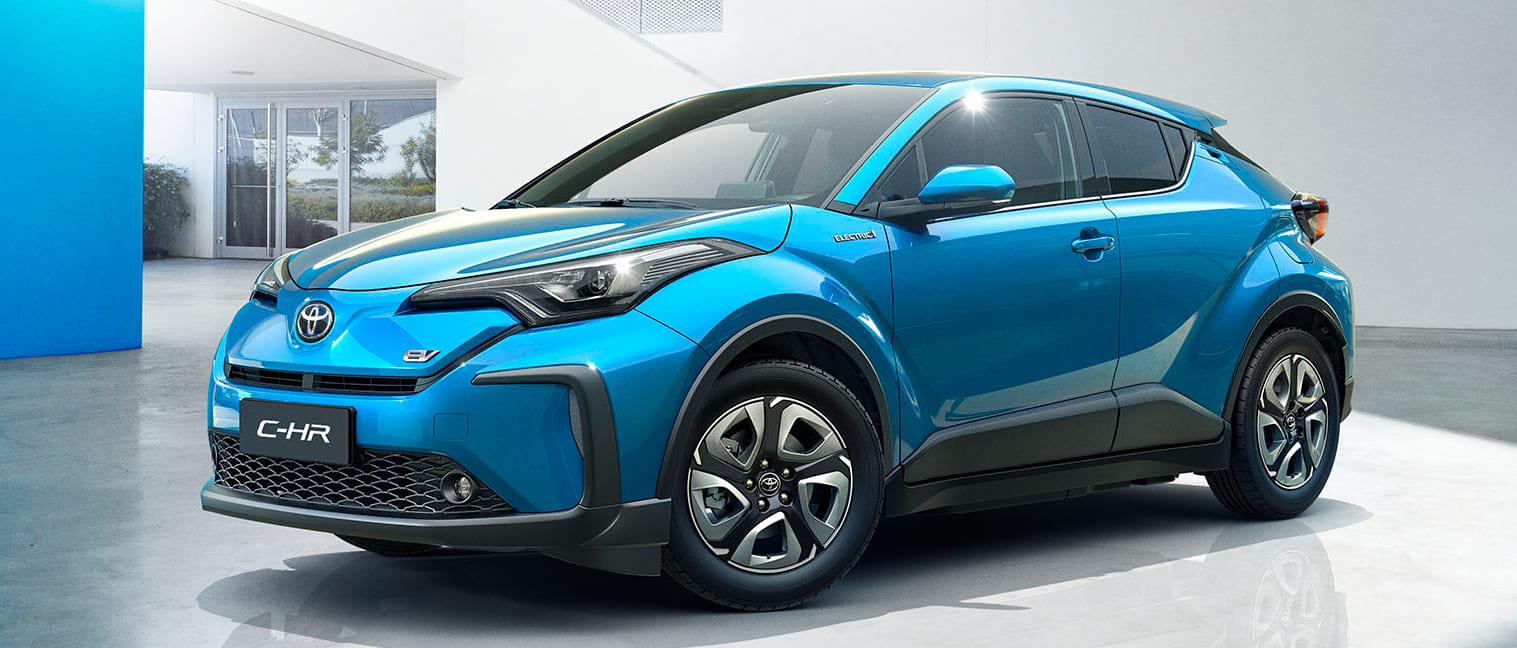 トヨタC-HREV(中国モデル)