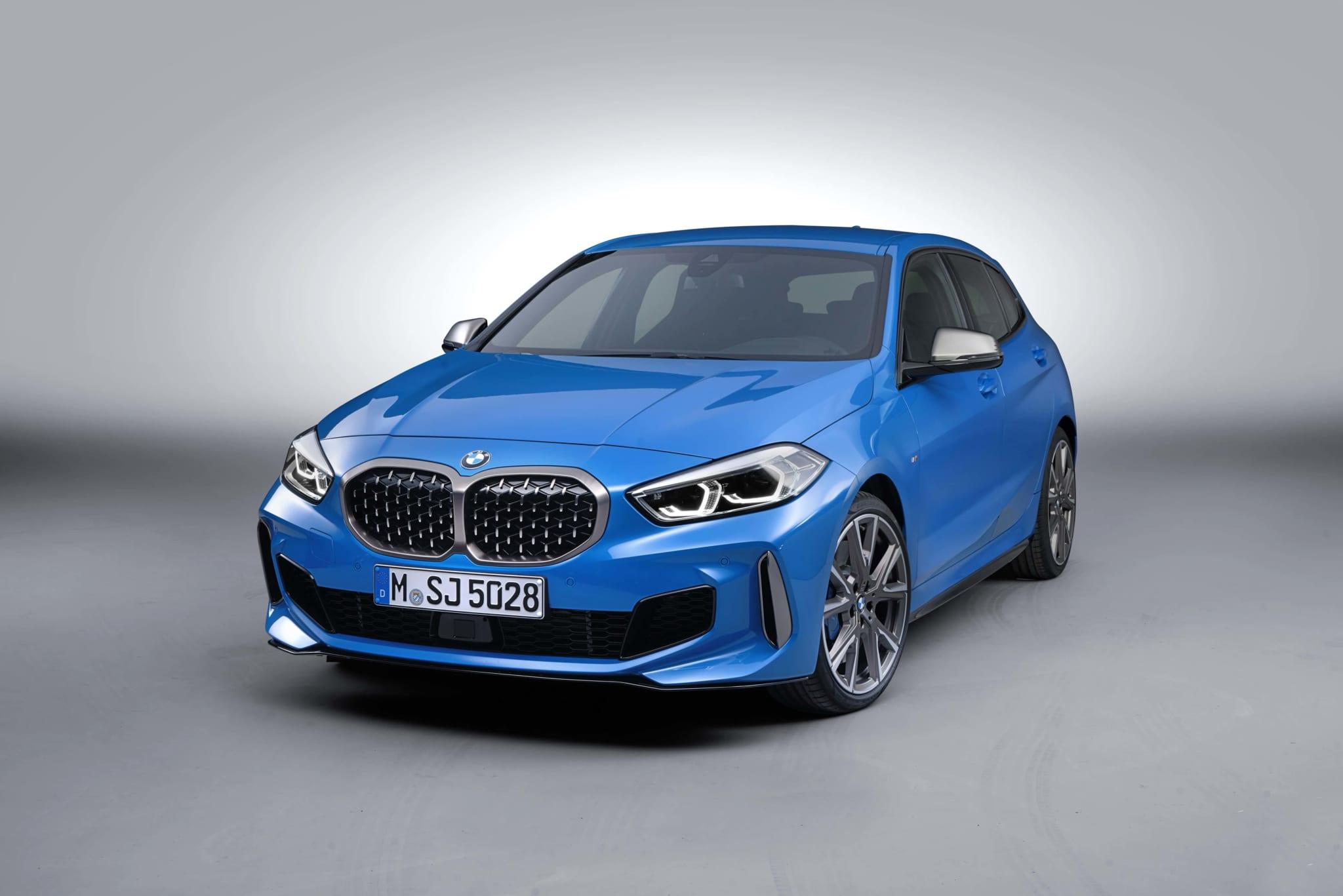 2019年新型車 BMW 1シリーズ