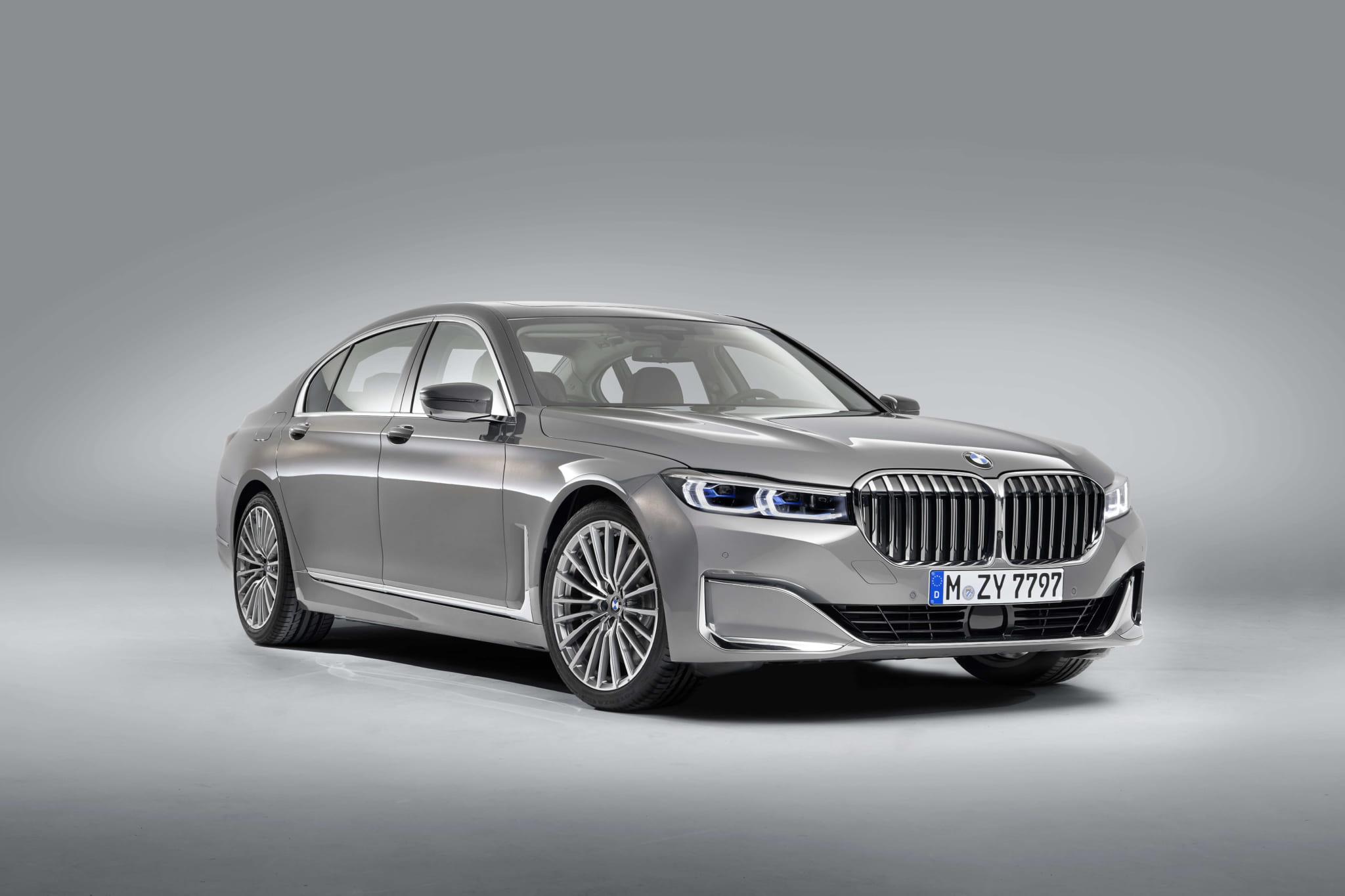 2019年新型車 BMW 7シリーズ