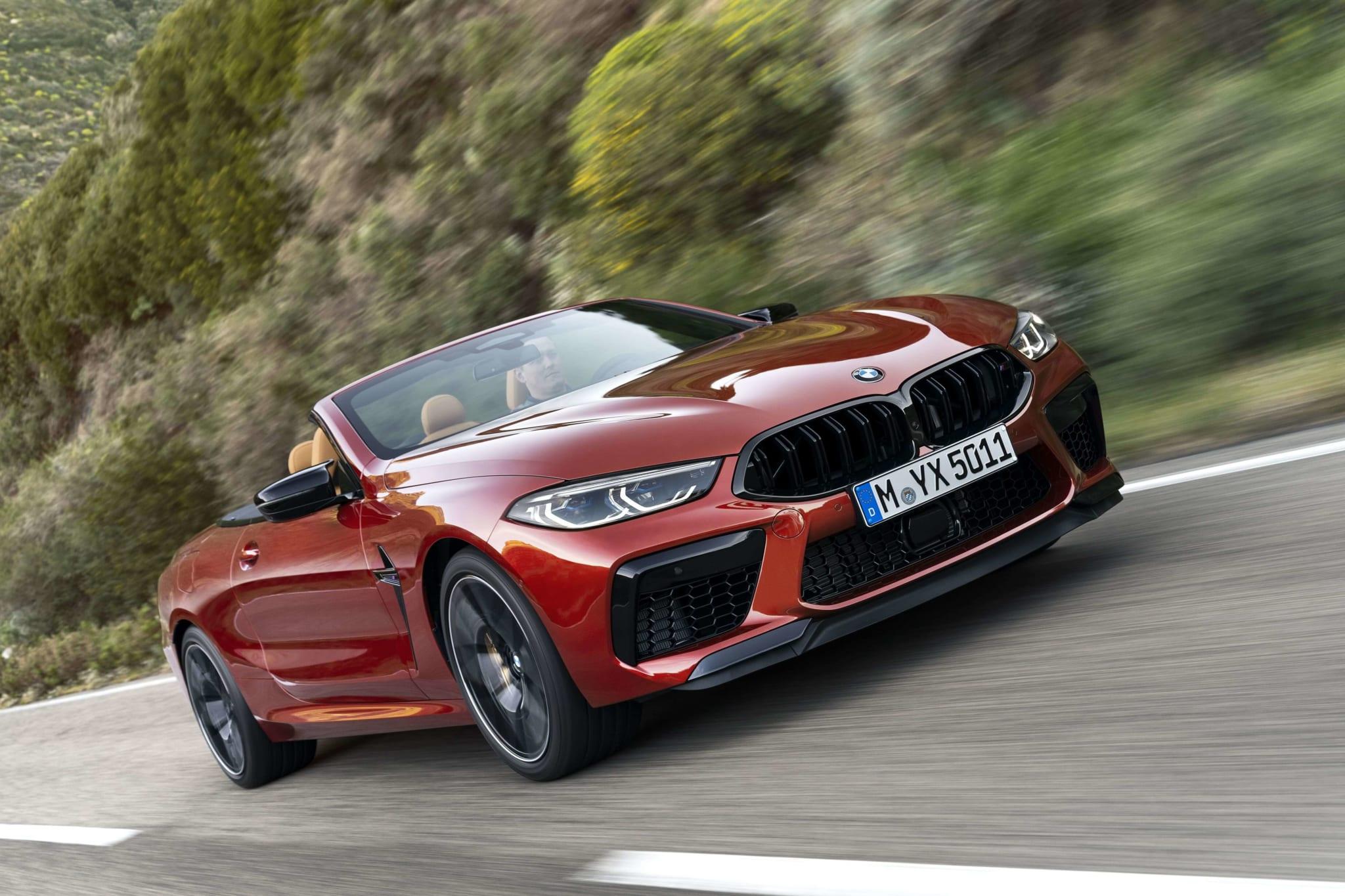 2019年新型車 BMW M8カブリオレ