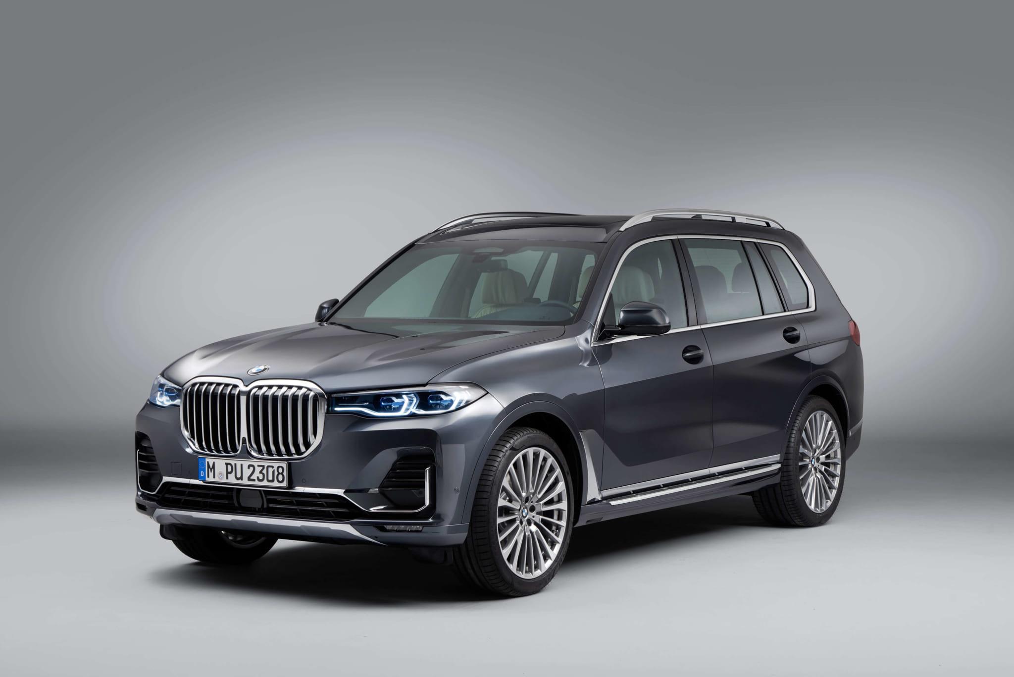 2019年新型車 BMW X7