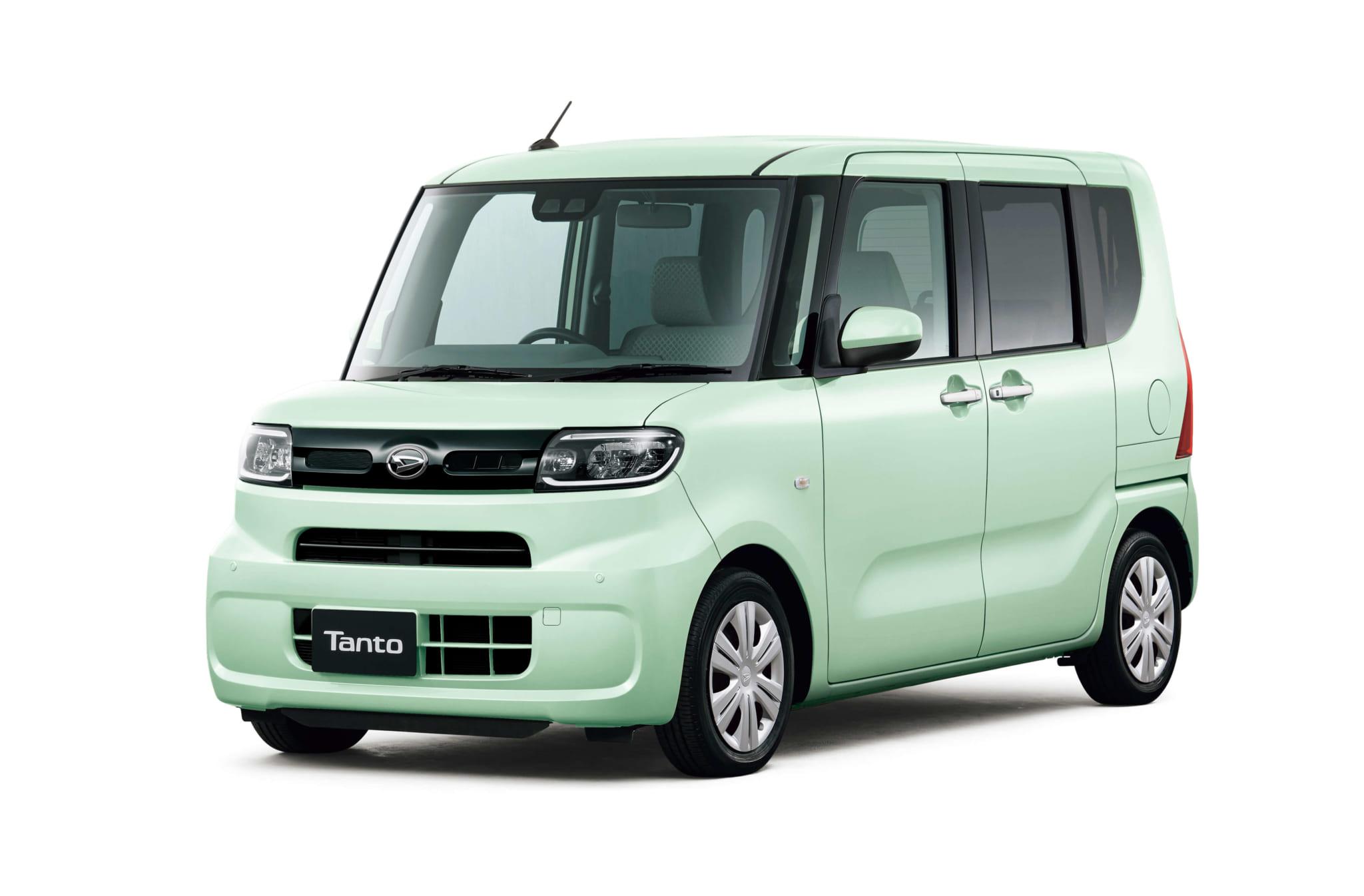 2019年新型車 ダイハツ タント