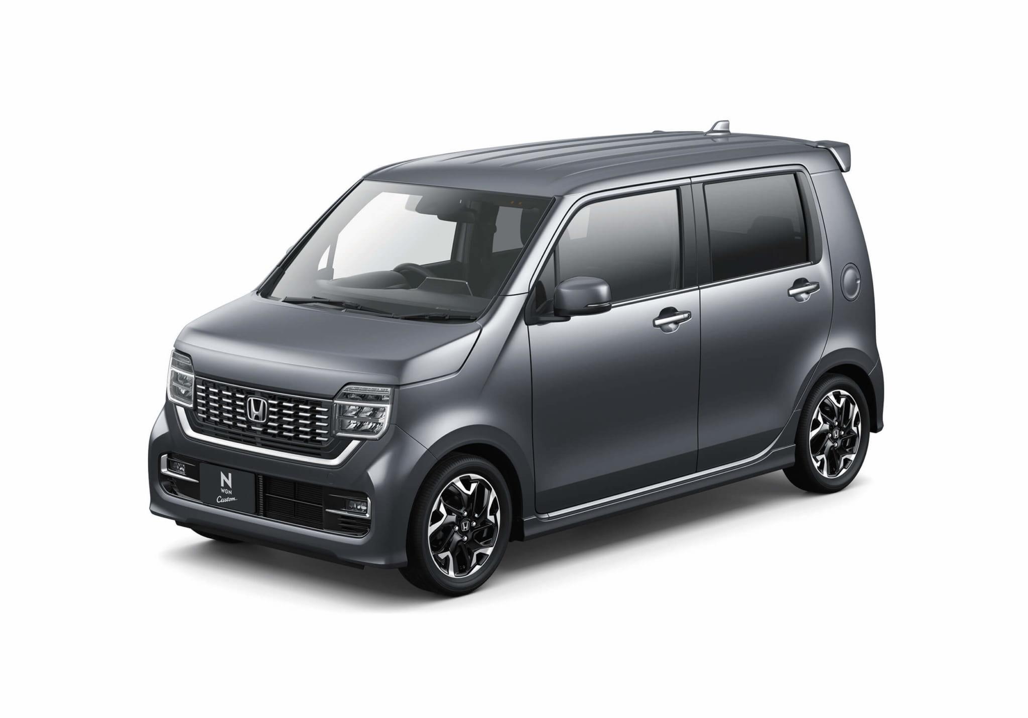 2019年新型車 ホンダ N-WGNカスタム