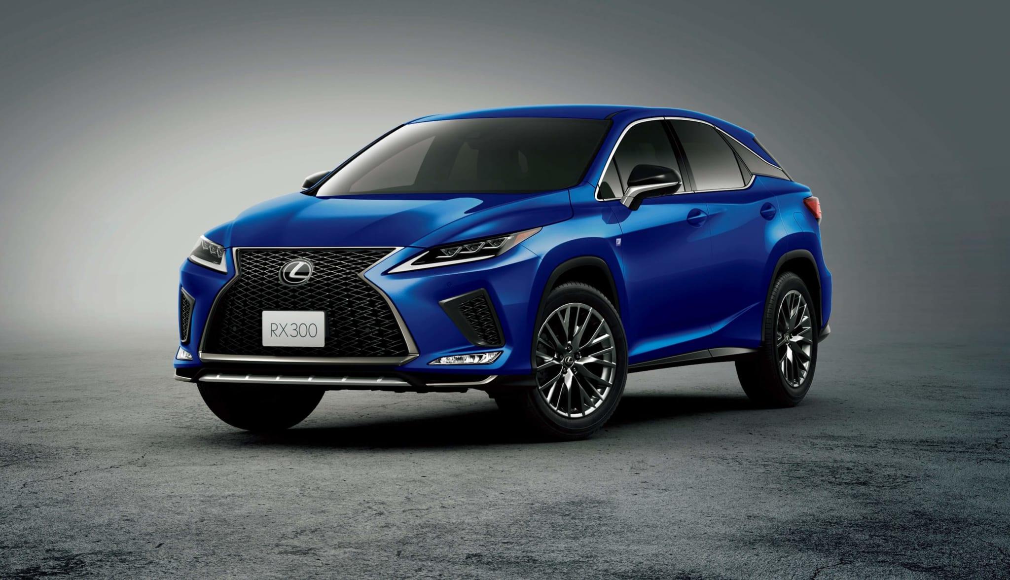 2019年新型車 レクサス RX