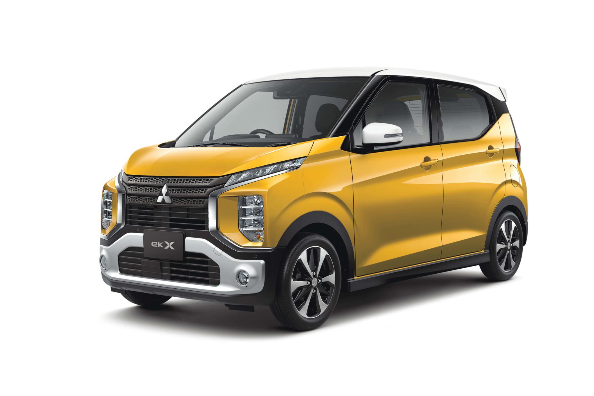 2019年新型車 三菱 eKクロス