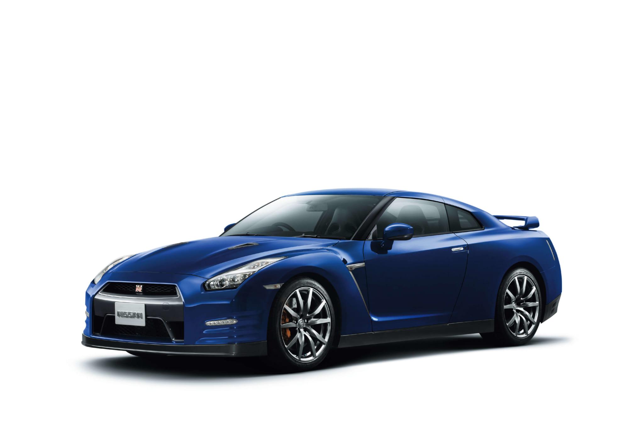 日産 GT-R 2019年