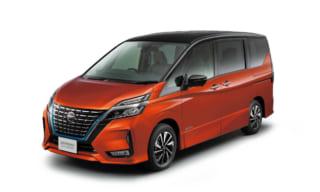 日産 セレナ マイナーチェンジで新型へ!新デザイン&全方位運転支援を採用