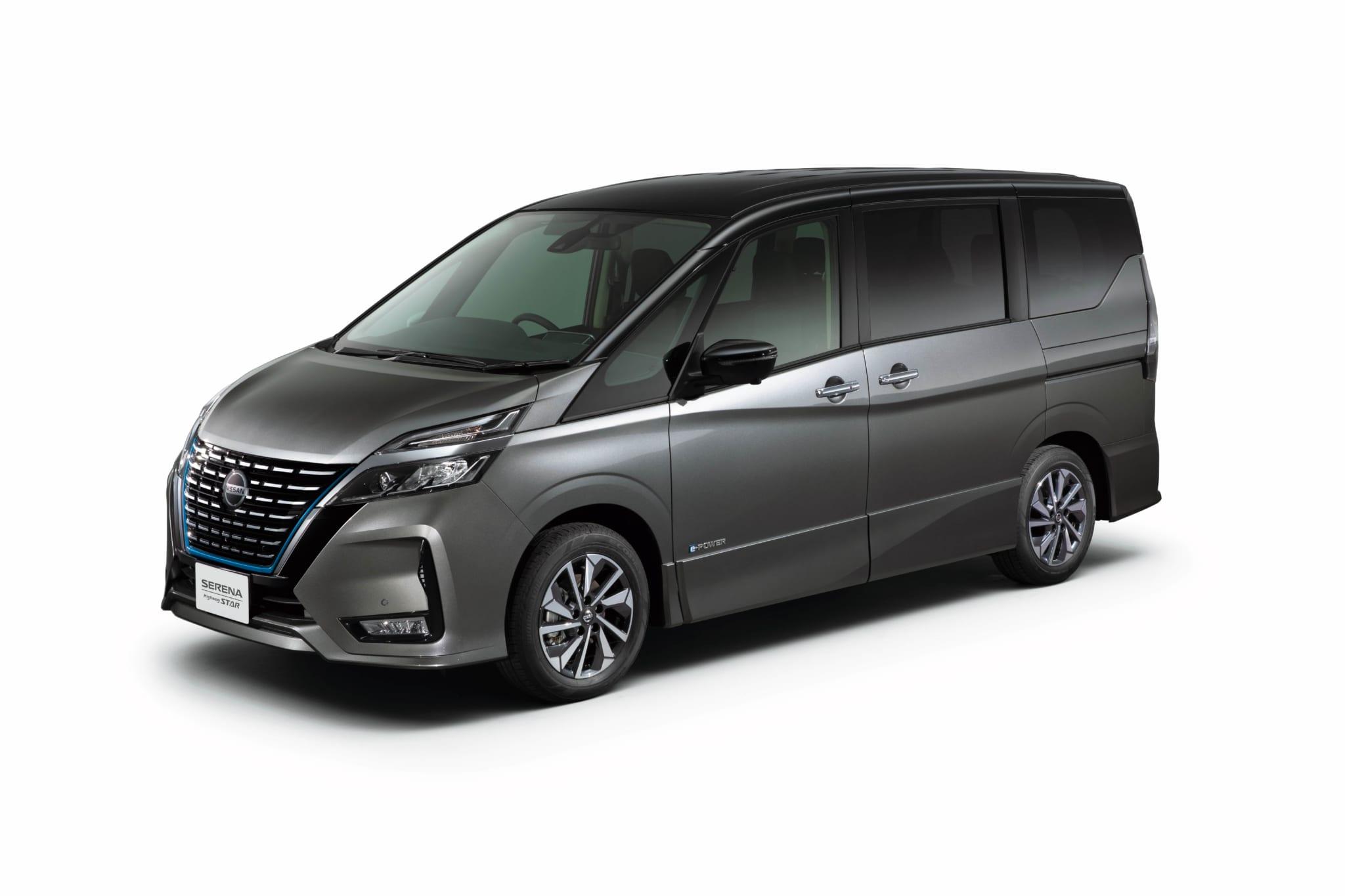 中古車人気ランキング 2019 日産 セレナ