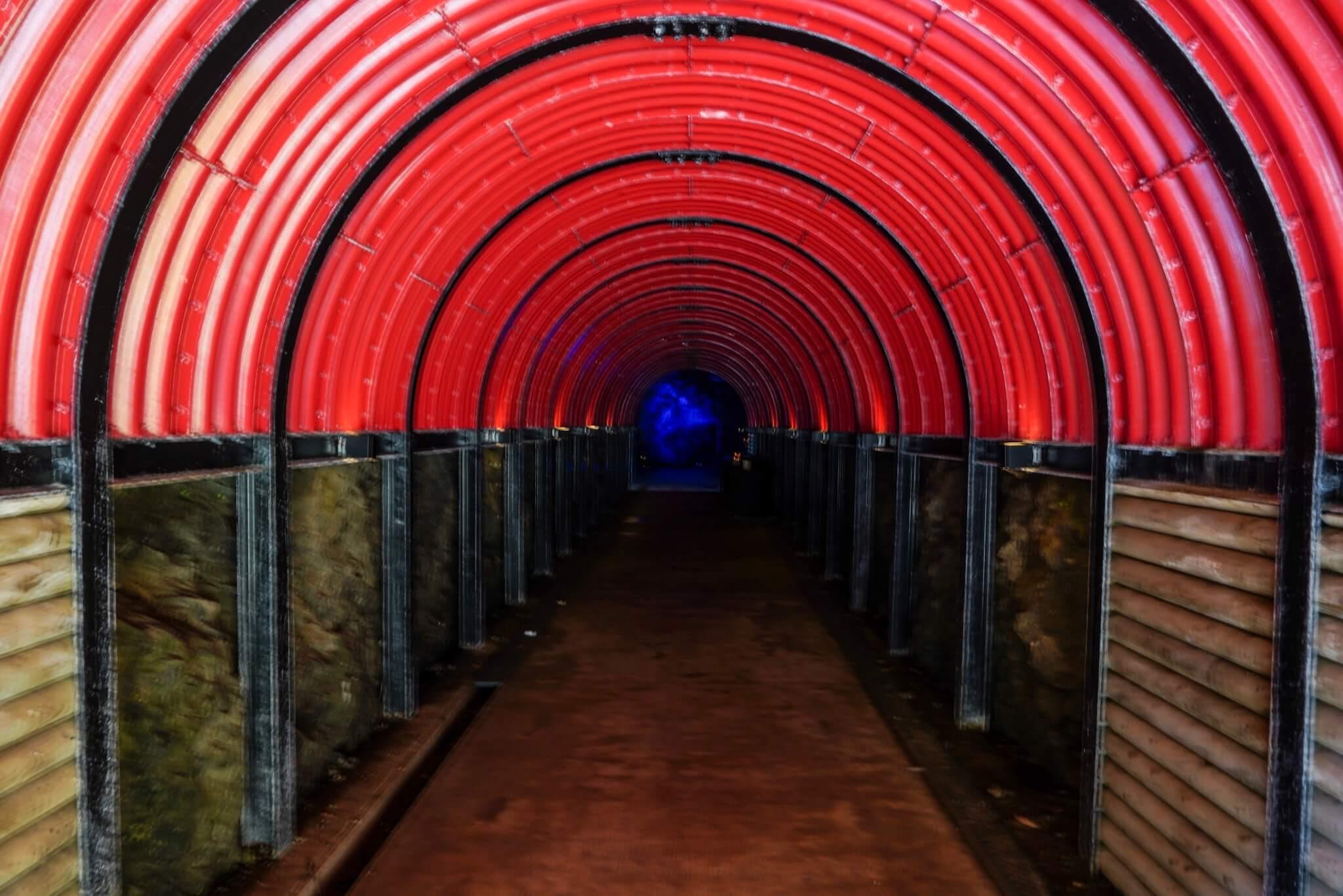 聖域の岬・青の洞窟 パワースポット「ダンジョン攻略」