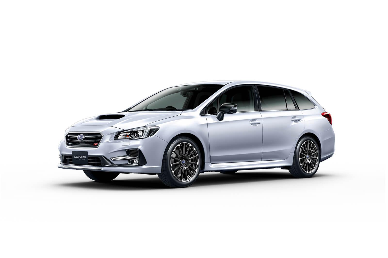 中古車人気ランキング 2019 スバル レヴォーグ