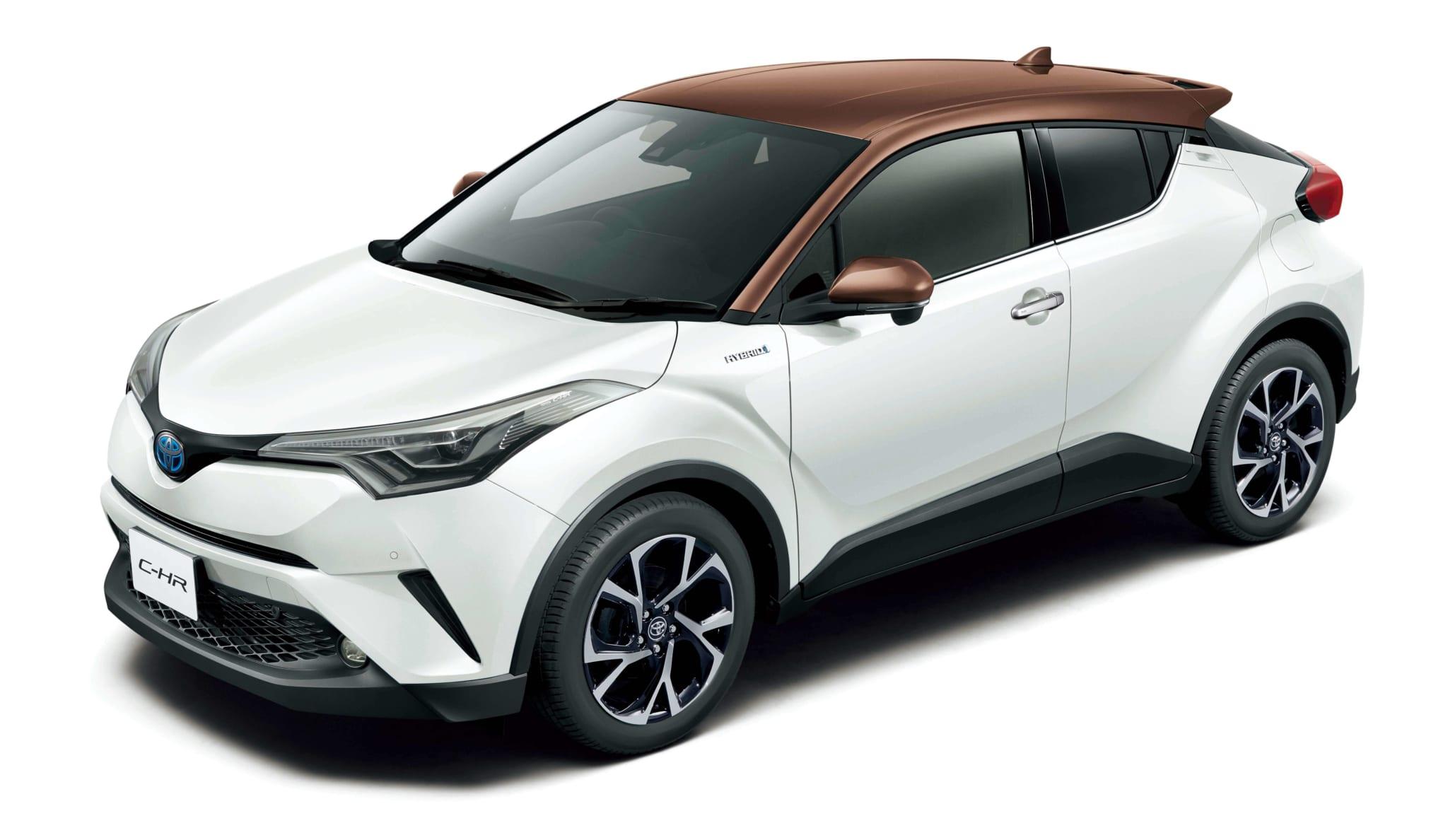 中古車人気ランキング 2019 トヨタ C-HR ハイブリッド