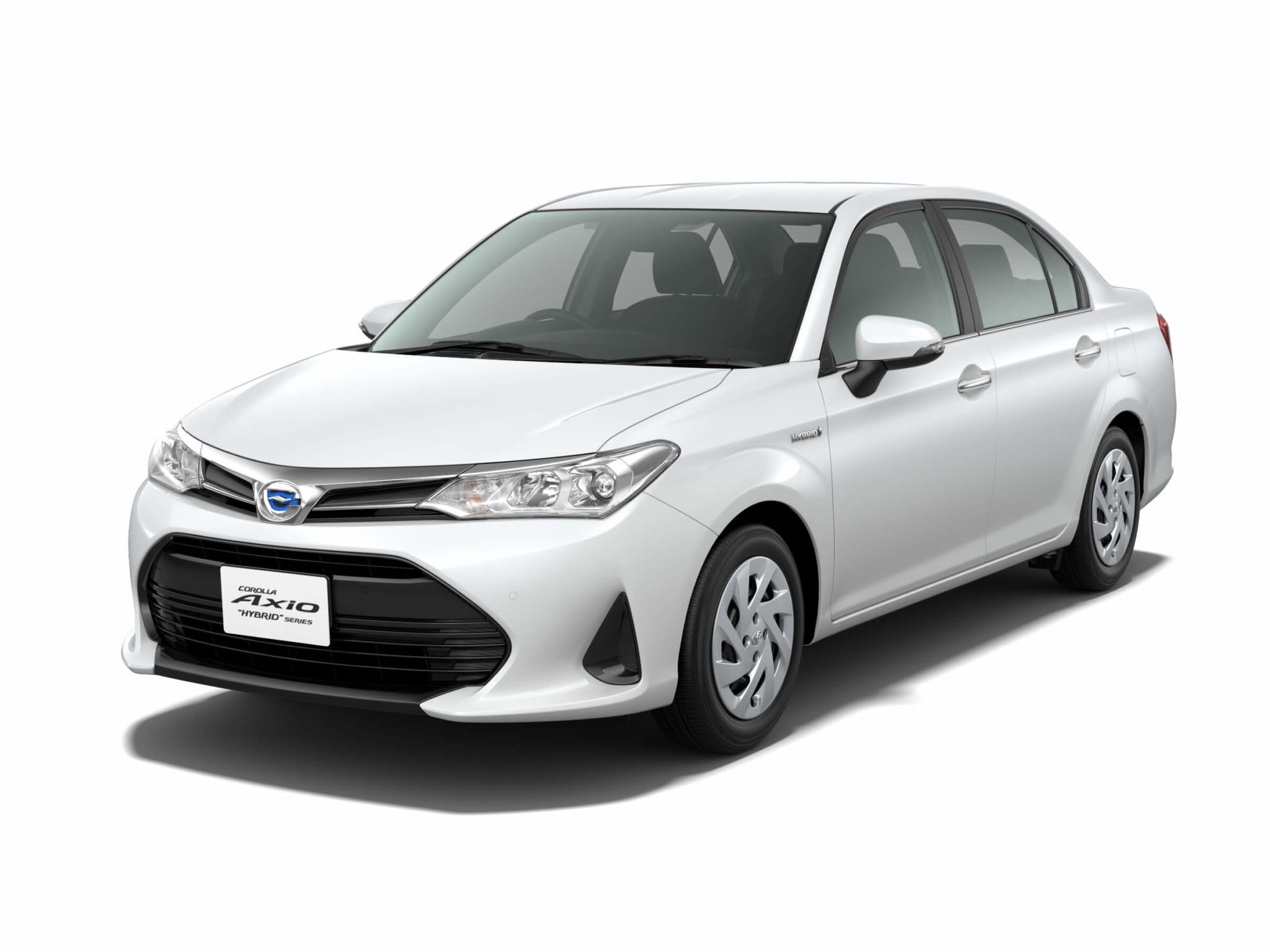 トヨタ カローラアクシオ 2019年