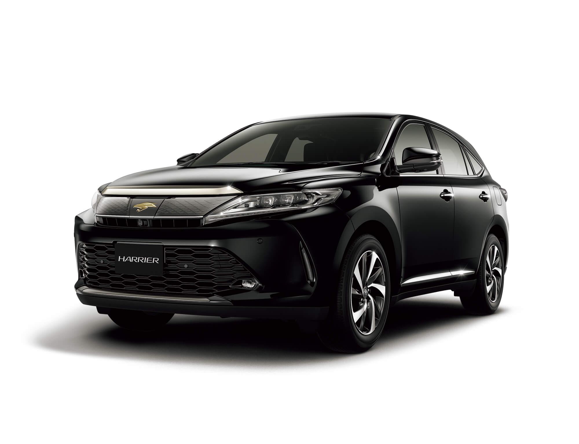 中古車人気ランキング 2019 トヨタ ハリアー