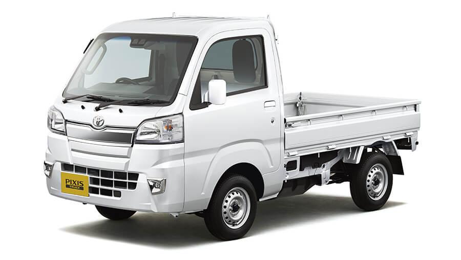 トヨタ ピクシストラック 2019年