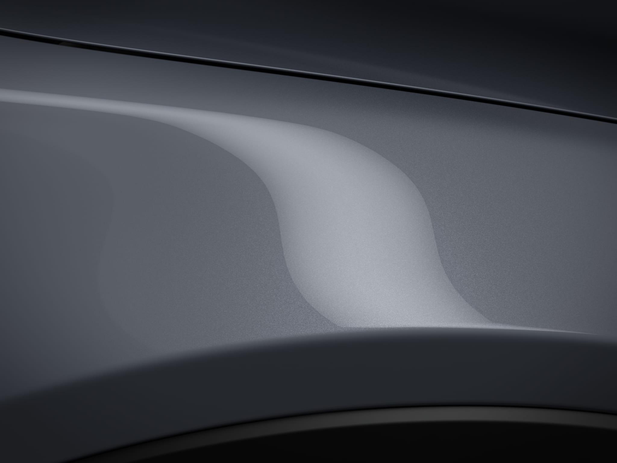 マツダ CX-30 ポリメタルグレーメタリック カラー見本 2019