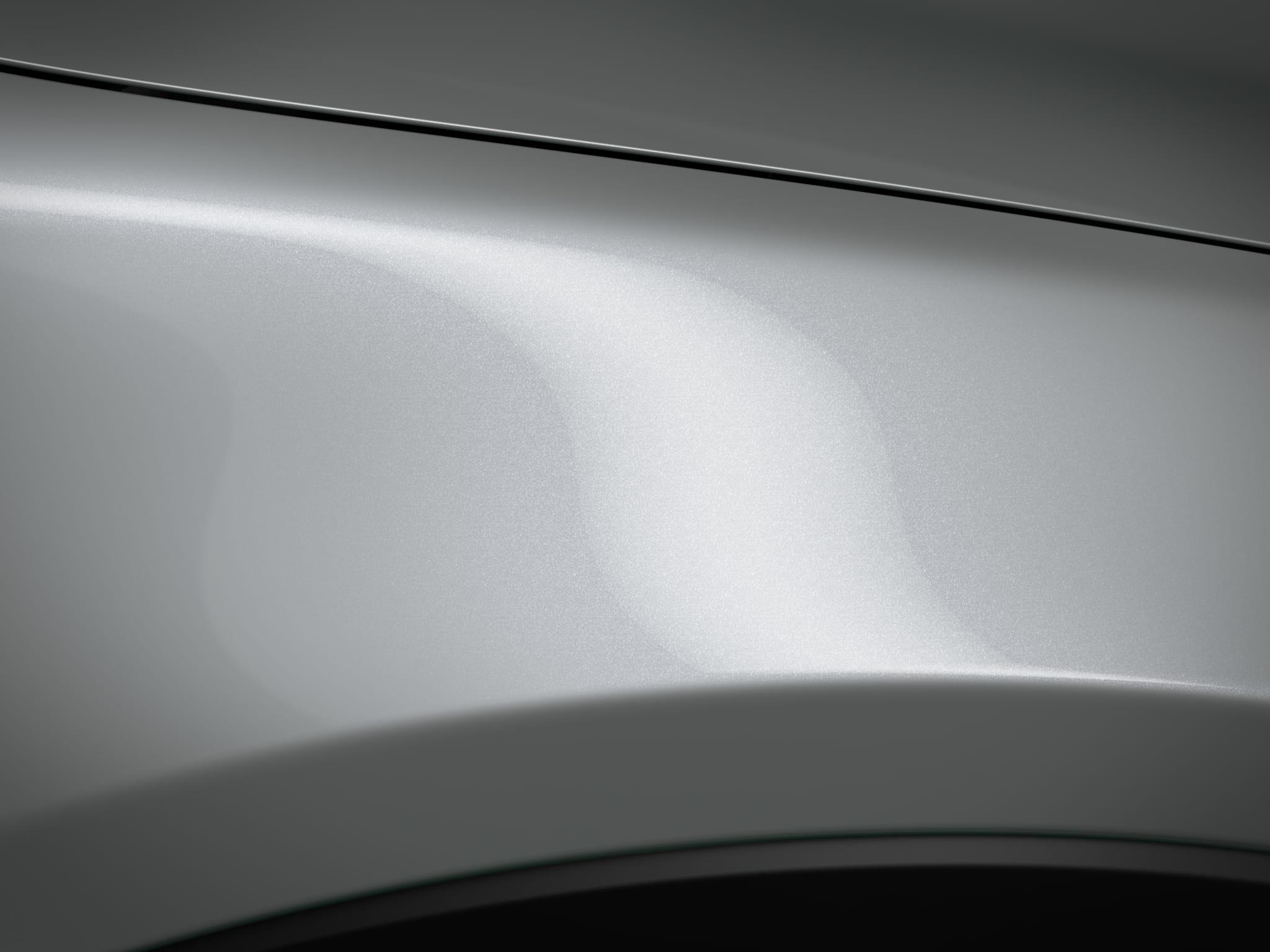 マツダ CX-30 ソニックシルバーメタリック カラー見本 2019