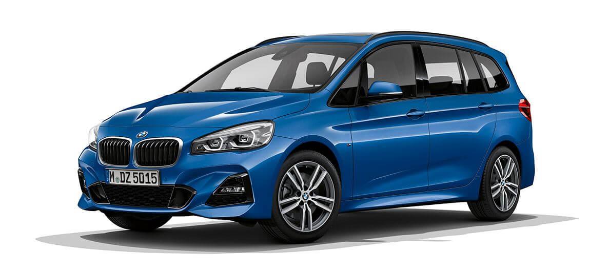 BMW 2シリーズ グランツアラー 2019年