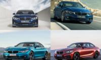 新車で買えるBMWとアルピナのクーペ【2019年最新情報】
