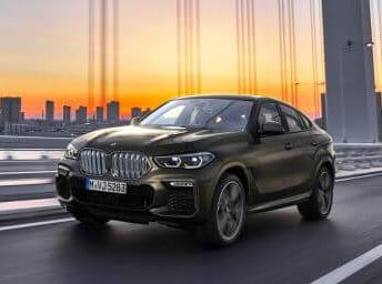 BMW X6 2019年型